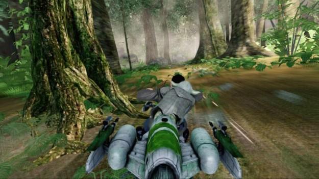 Kinect Star Wars: uscita