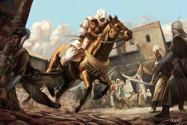 Assassin's Creed: foto