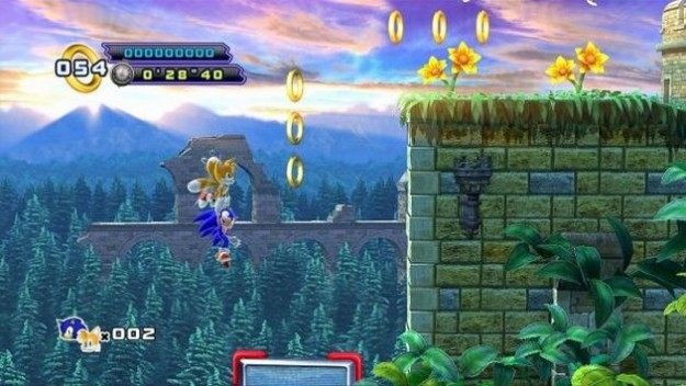 Sonic 4 Episode 2, immagini del nuovo platform [FOTO]