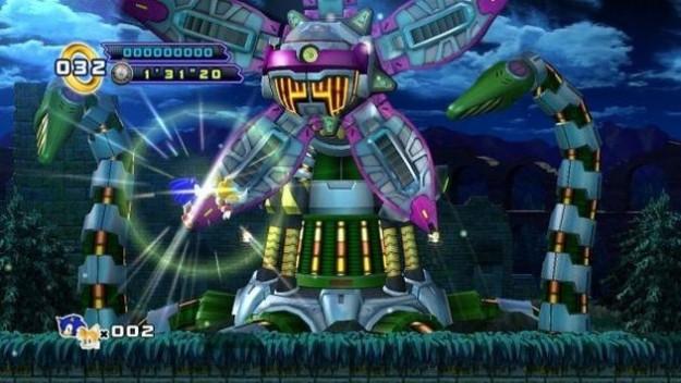 Sonic 4 Episode 2: gioco