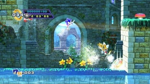 Sonic 4 Episode 2: immagini