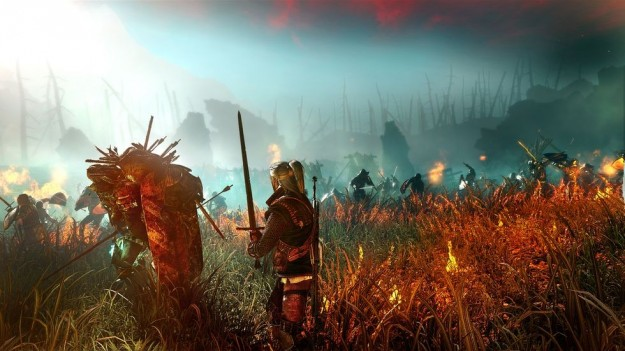 The Witcher 2 Assassins of Kings: gameplay