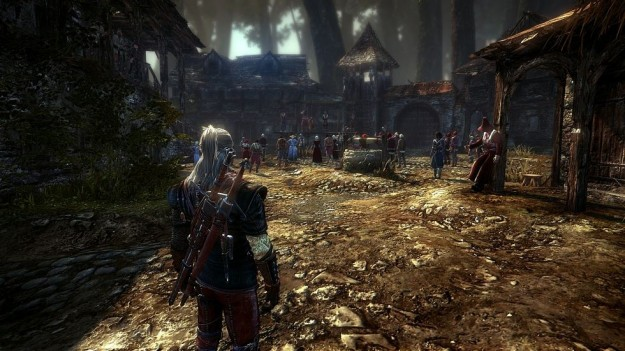 The Witcher 2 Assassins of Kings: gioco di ruolo