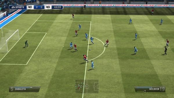 FIFA 13: partita