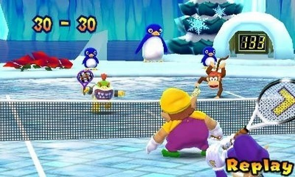 Mario Tennis Open: Nintendo 3DS