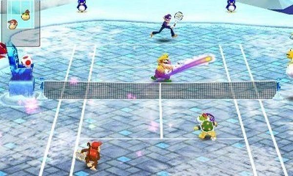 Mario Tennis Open: Nintendo