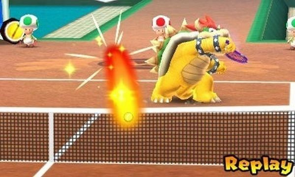 Mario Tennis Open: uscita