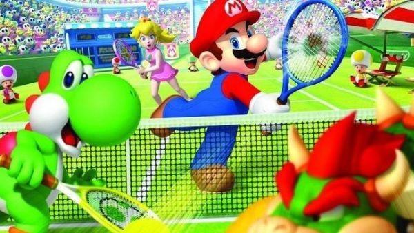 Mario Tennis Open: gioco
