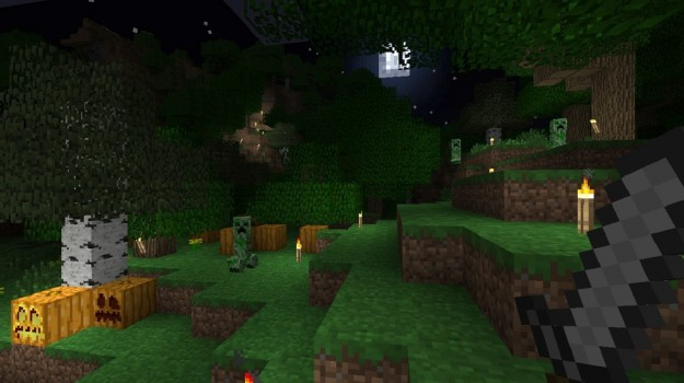 Minecraft: grafica originale