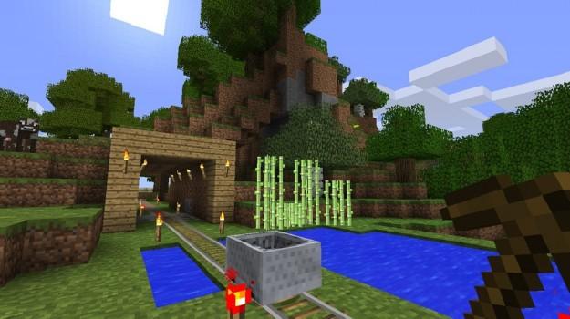 Minecraft: le immagini di un'esperienza originale