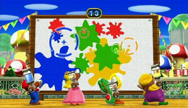 Mario Party 9: mini giochi