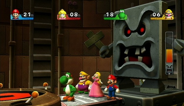 Mario Party 9: platform