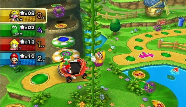 Mario Party 9: strategia e tanti mini giochi