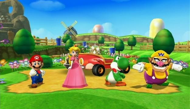 Mario Party 9: gioco