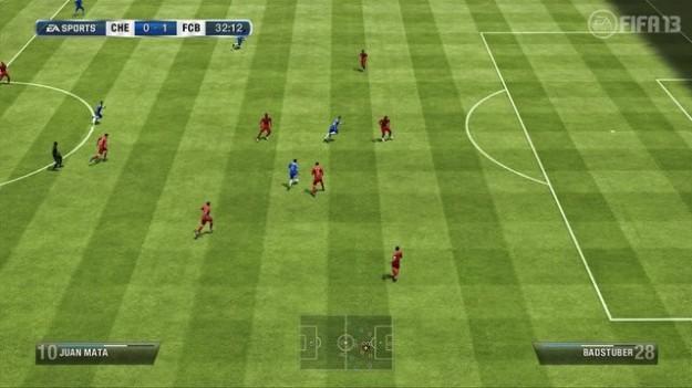 FIFA 13: simulazione