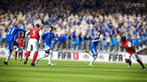 FIFA 13: nuove immagini del gioco
