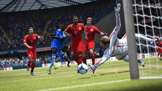 FIFA 13, immagini del nuovo gioco [FOTO]