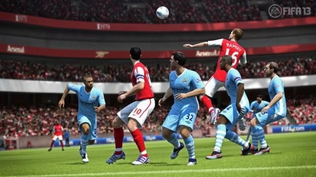 FIFA 13: gioco
