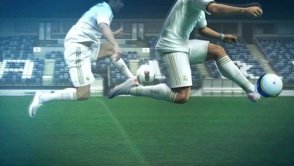 PES 2013: gameplay