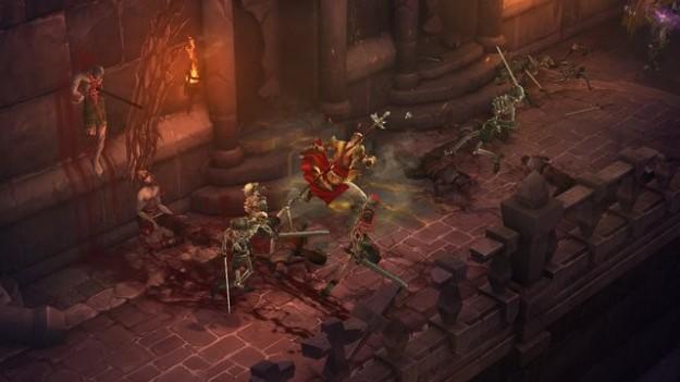 Diablo 3: gioco