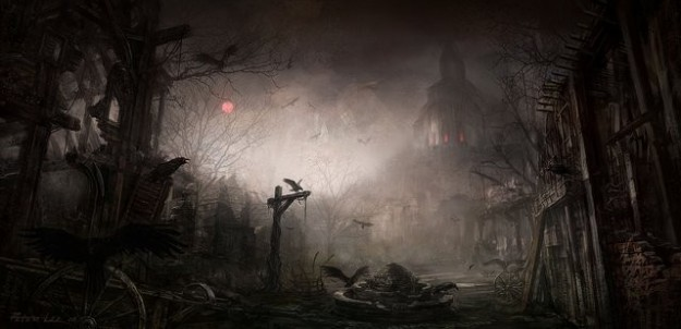 Diablo 3: artwork