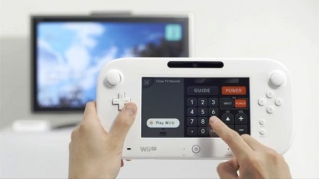 Il nuovo controller di Nintendo Wii U
