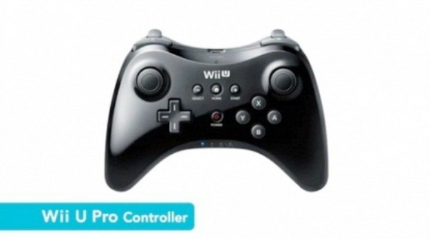 Wii U Pro Controller tradizionale