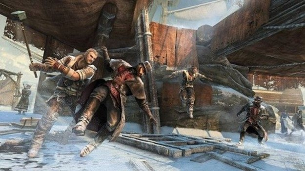Assassin's Creed 3: uscita in autunno