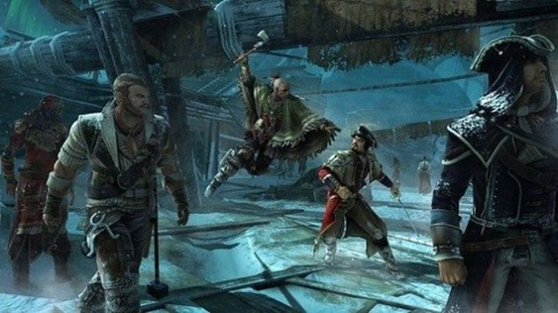Assassin's Creed 3: nuove immagini del multiplayer