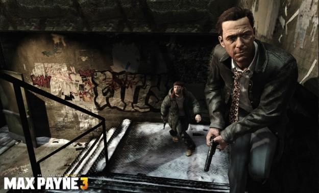 Max Payne 3: immagini