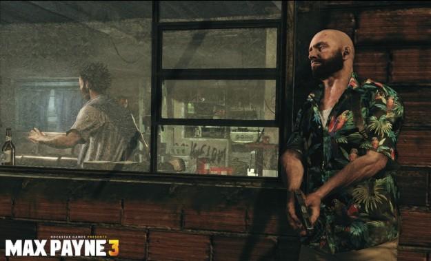 Max Payne 3: immagini del gioco d'azione