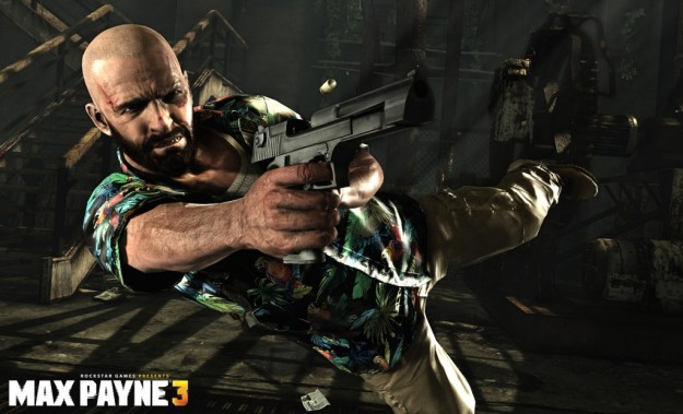 Max Payne 3: uscita