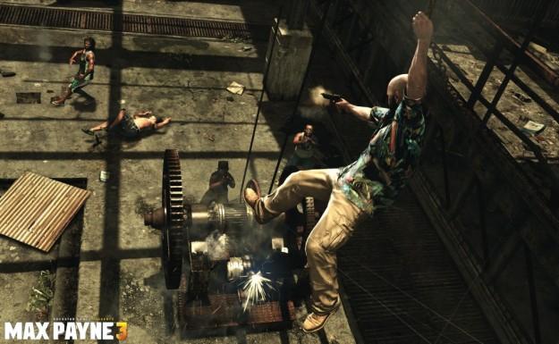 Max Payne 3: PS3 e Xbox 360