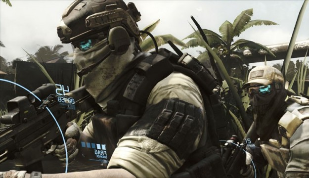 Tom Clancy's Ghost Recon Future Soldier: combattimenti
