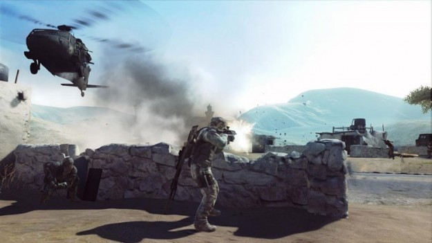 Tom Clancy's Ghost Recon Future Soldier: soldati