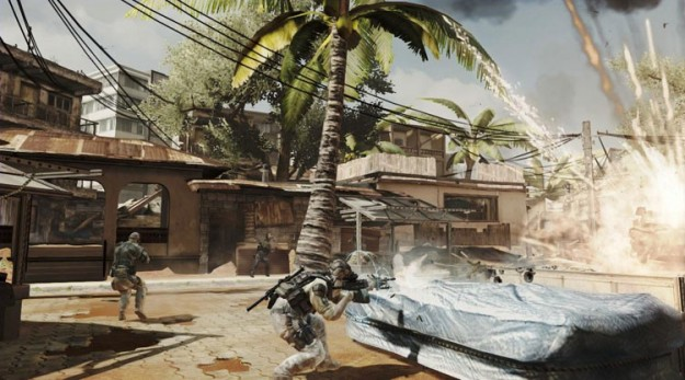 Tom Clancy's Ghost Recon Future Soldier: trama avvincente