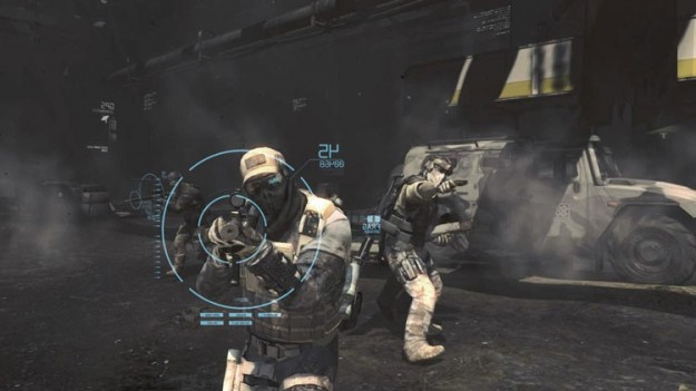 Tom Clancy's Ghost Recon Future Soldier: immagini