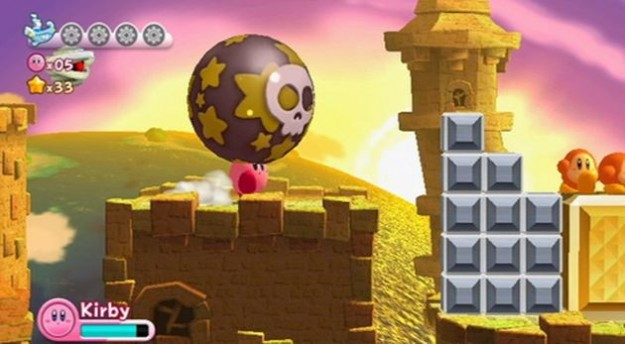 Kirby's Adventure: platform