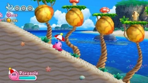 Kirby's Adventure: multiplayer