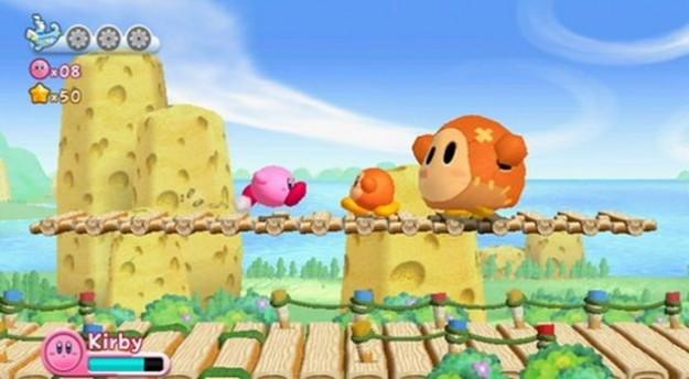 Kirby's Adventure: immagini