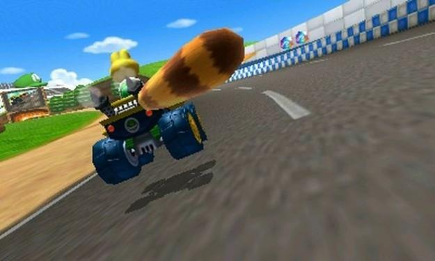 Mario Kart 7 online