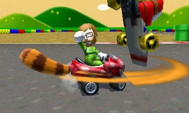Mario Kart 7: oggetti