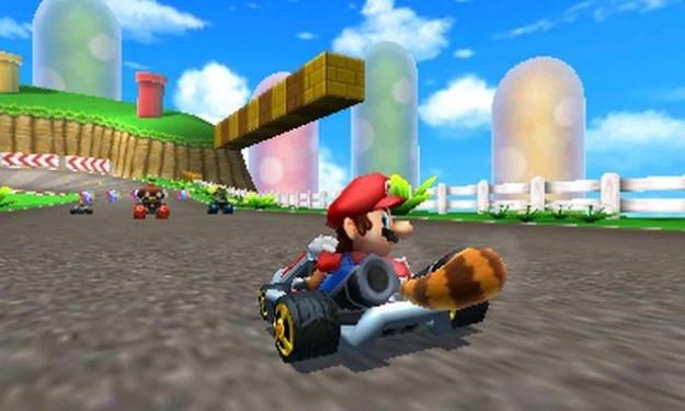 Mario Kart 7: le immagini del gioco per Nintendo 3DS