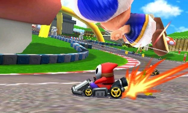 Mario Kart 7: immagini