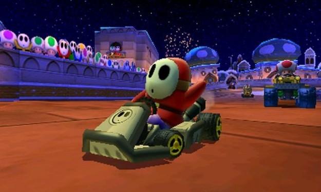 Mario Kart 7: gioco