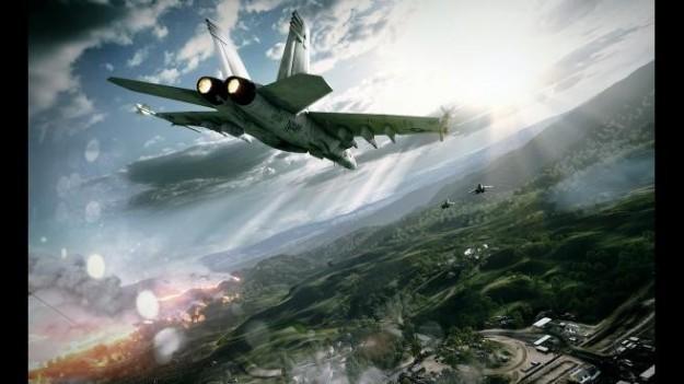 Battlefield 3: aerei