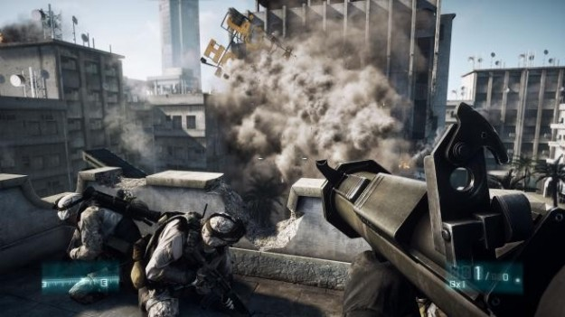 Battlefield 3: battaglie