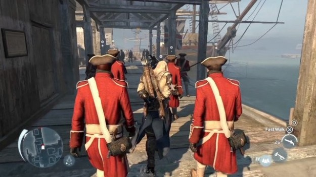 Assassin's Creed 3: trama originale