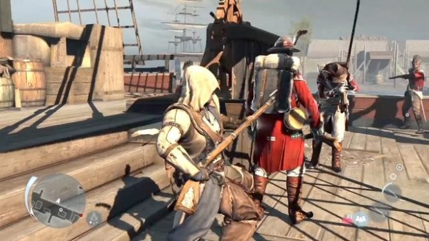 Assassin's Creed 3: le immagini di Boston