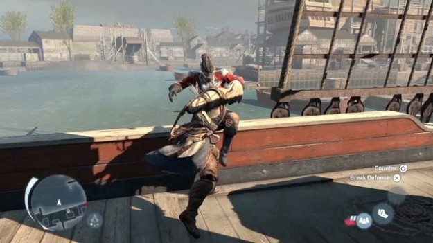 Assassin's Creed 3 di Ubisoft